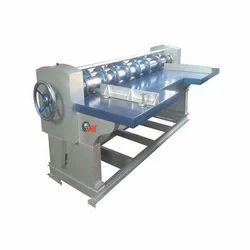 Corrugated 4 Bar Rotary Cutting and Creasing Machine