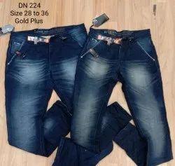 Cross Pocket Jeans
