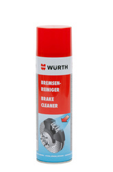 Wuerth Brake Cleaner 500 Ml, Packaging Type: Can, For Brake And Chain