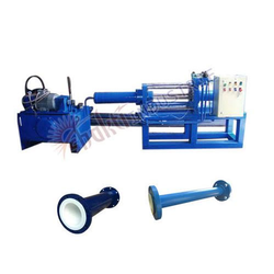 PTFE Pipe Extrusion Machine