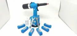 Hydro Pneumatic Air Nut Insert Rivet Gun Tool ( Auto Reversible) From M3 To M12