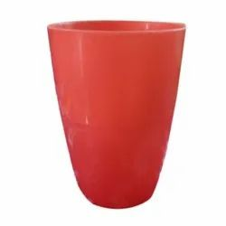 PP Plastic Red plastic Glass