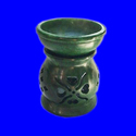 Soapstone Oil Burner Lattice Design