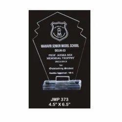 JMP 373 Award Trophy