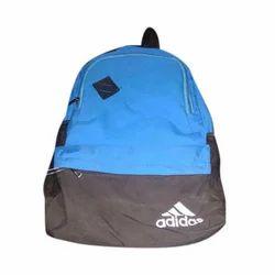 Polyester Plain Adidas School Bag