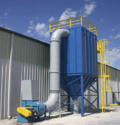 Dust Collector For Coal Mill