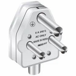 Press Fit 3 Pin Plug Tops