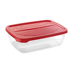 Microwave Safe Plastic Food Container 2200ml