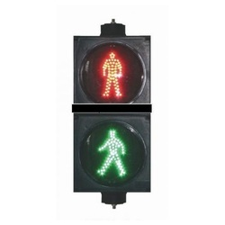 Pedestrian Traffic Signal Light