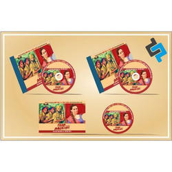 CD Cover CD DVD Duplication and Printing Service