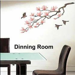Big Stencils Dinning Room
