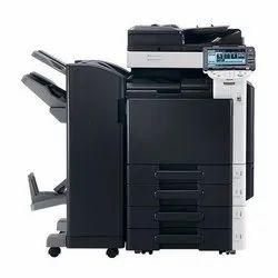 Konica Minolta Color Photocopier Machine