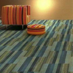 Rectangular PVC Carpet, Packaging Type: Roll