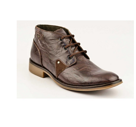 Lee Cooper 13-16501-Brown Casual Boots