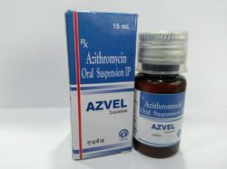 Azithromycin 200mg/5ml