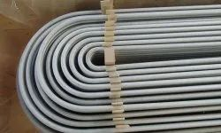 Stainless Steel 316L Seamless U Tubes