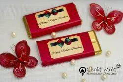 Choki Moki Multicolor Chocolate Bar, 70gm