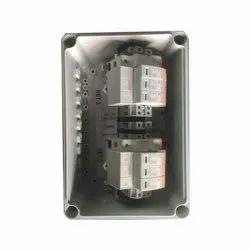 Solar Combiner Box , Voltage: 220 V