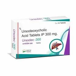 Ursodec 300 - Ursodeoxycholic Acid 300mg