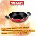 Nirlon Non-Stick Aluminium Classic Shaped Kadai (2.5L)