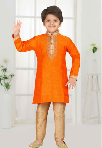787f8bb251 Boys Kurta Pyjama Dupatta - Boys Indian Wear Manufacturer from New Delhi