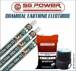 SG Power 20-30 mm Chemical Earthing Electrode, 2000-3000 mm