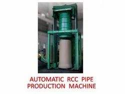 Vertical Vibration RCC Pipe Making Machine