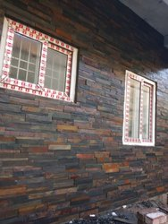 Stone Exterior Wall Cladding, Packaging Type: Carton Box, Thickness: 10mm To 15mm