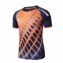 Men's Printed Sports T-Shirt