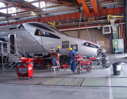 Train Products Repairs Service