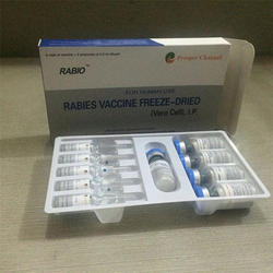 Rabies Vaccine Freezw Dried Vero Cell IP