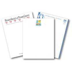 Business Letter Heads Printing Service