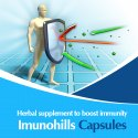 Ayurvedic Immunity Support Formula - Imunohills - 900 Soft Capsules