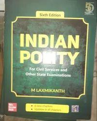 UPSC ,NCERT M Lakshmikant in English