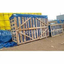 Square,Rectangular Wooden Crates
