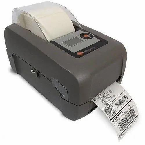 Portable Bar Code Printer