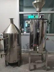 Milk Boiling System