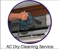 Split AC- Inspection & Dry Services