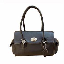 E Art Black Las Pu Designer Handbags