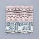 MultiColor Darrie Cotton Block Print Home Decor Decorative Car Sofa chair Cushion Cover