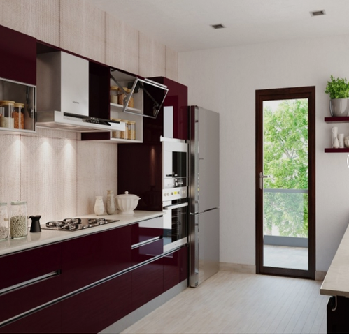 parallel kitchen interior designing service in indira nagar