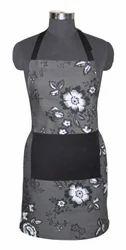 多色厨房围裙印花,尺寸:65 X 70厘米