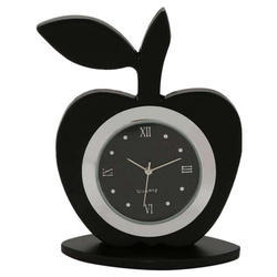 Stylish Apple Table Clock
