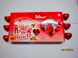 Love And Heart Gift Chocolate