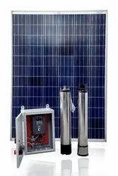 1hp AC Solar Water Pump System