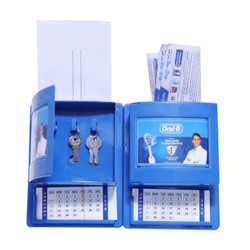 Oral - B Key Holder with Calendar & Later Box