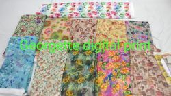 Georgette Digital Print Fabric