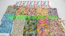 Georgette Digital Print Fabric