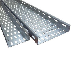 Industrial SS Cable Tray