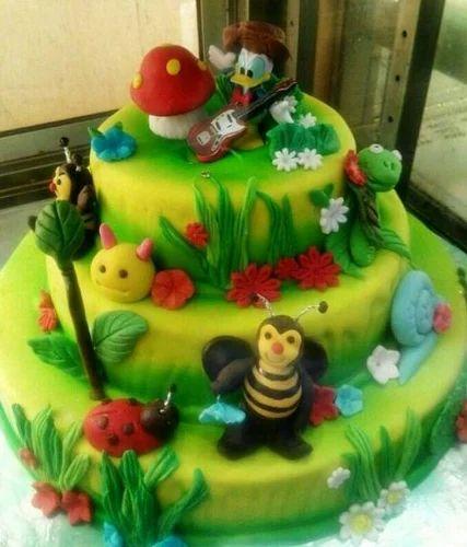 Cakes Kids Birthday Cake Retailer from Delhi